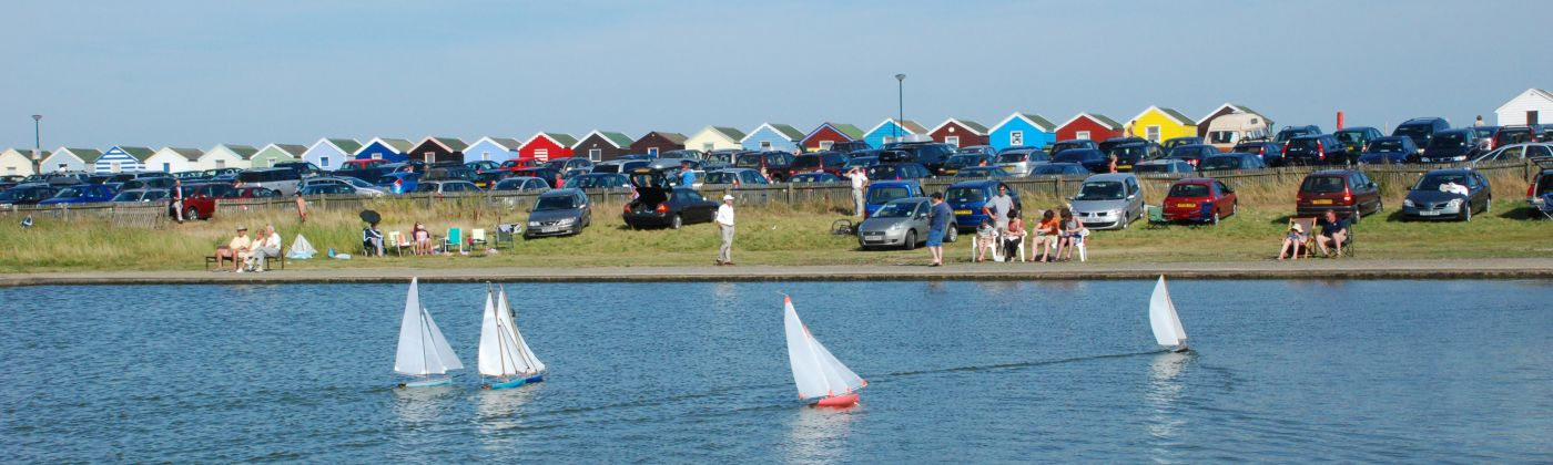 Regatta Days are wonderful events for young and old